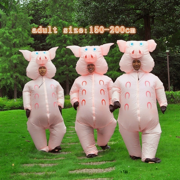 Funny, Toy, pigcostume, doll