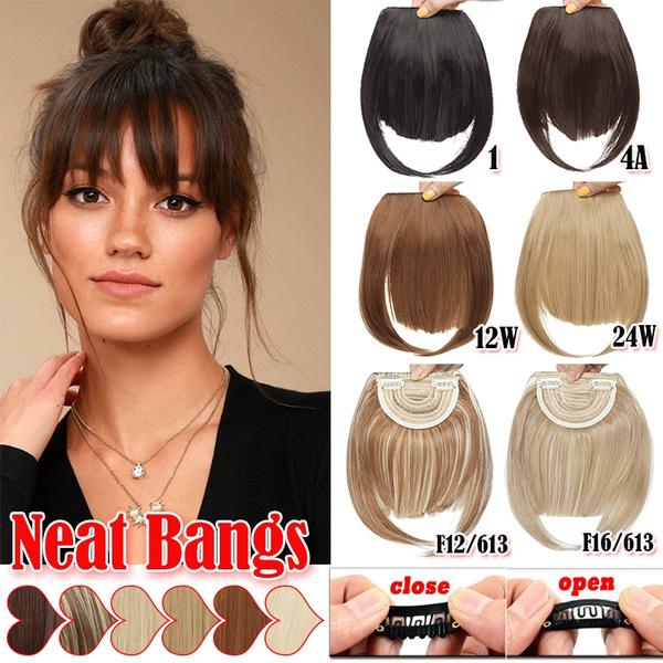 Hair Extensions, fashionlady, bang, hair
