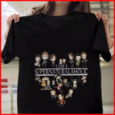 Funny, Fashion, Shirt, supernaturaltshirttshirt