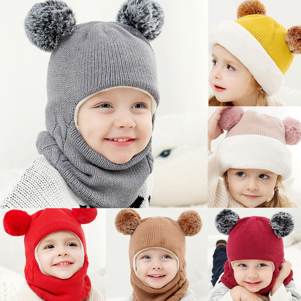 kids, Warm Hat, Kids & Baby, hooded