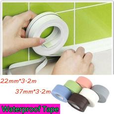 Bathroom, Waterproof, sealingstrip, Stickers