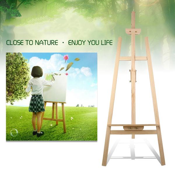 easel, displayshelf, Wooden, painting
