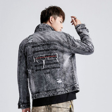 Jacket, Series, Coat, Embroidery