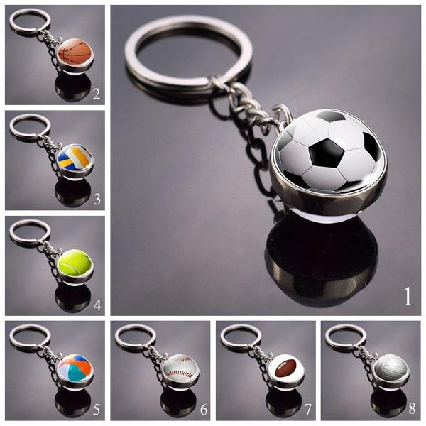 Basketball, Key Chain, Jewelry, Sports & Outdoors
