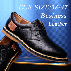 flatsampoxford, Plus Size, leather shoes, casual leather shoes