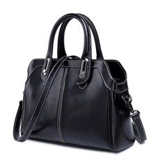 women's shoulder bags, genuine leather bag., Classics, Elegant