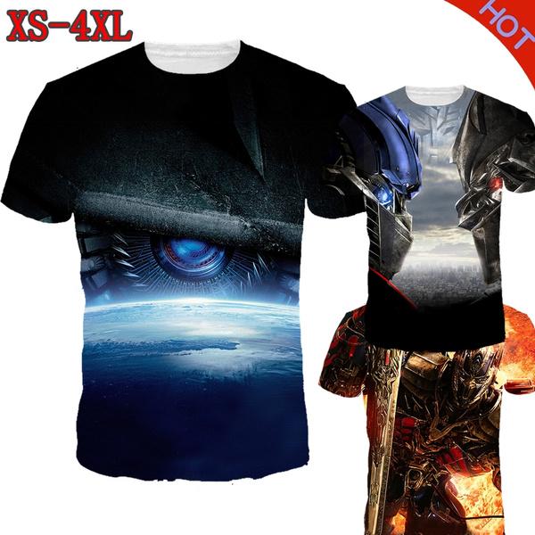 carman, Transformer, Fashion, Shirt
