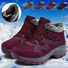 Hiking, Outdoor, fur, Winter