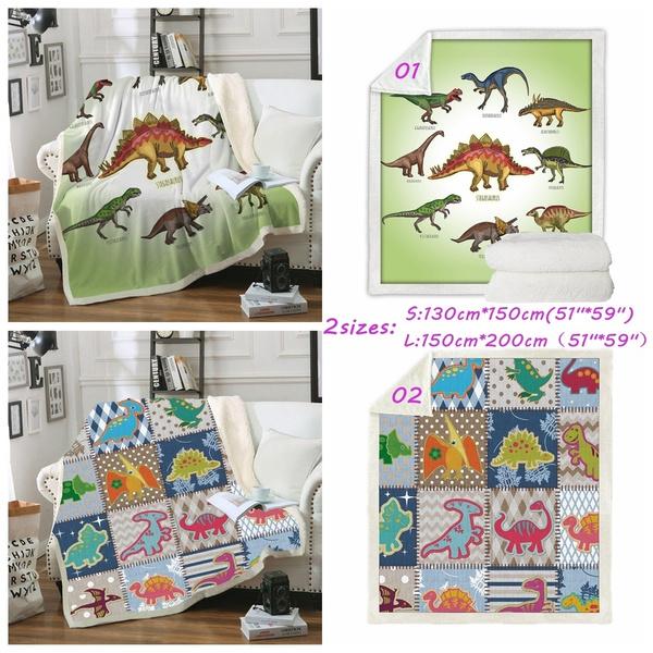 Plush, plushblanket, Blanket, printed