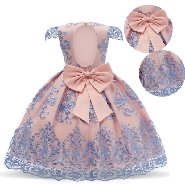 gowns, Lace, Dress, kidsbacklessdre