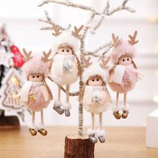 cute, christmastreependant, Angel, doll