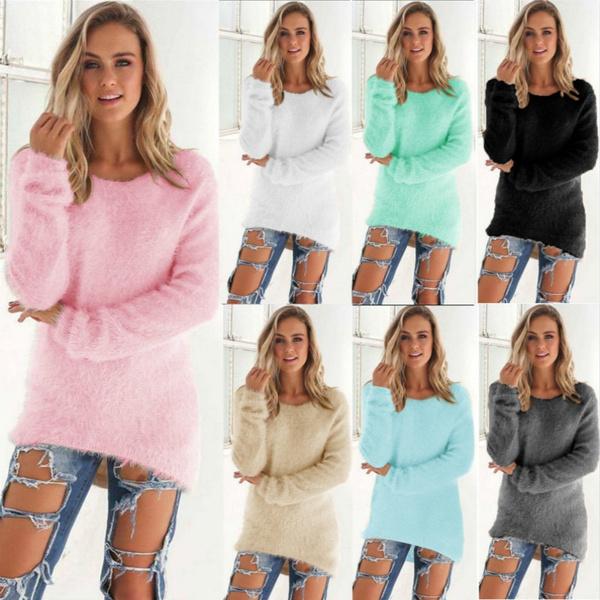 Women, Fashion, sweaters for women, casualloosetop