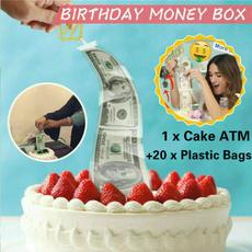 Box, surprisegiftbox, Gifts, caketopper