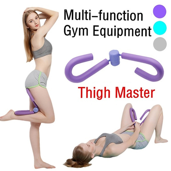 Leg Arm Chest Exerciser Workout Machine Fitness Equipment for Thigh Master Home