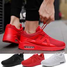 Flats, Sneakers, Sport, Breathable