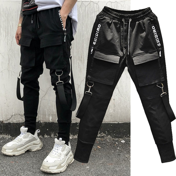 harem, trousers, multipocket, pants