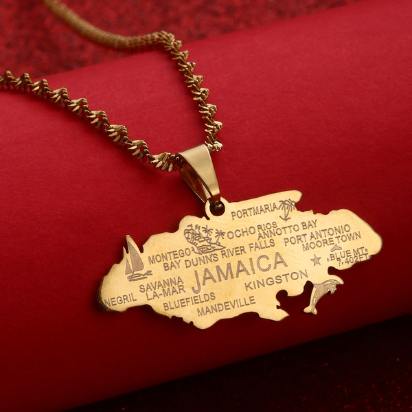 Jewelry Jamaican Patriotic Gifts
