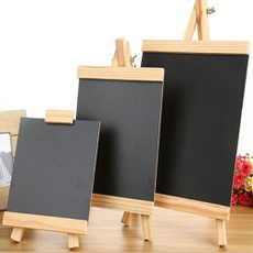 collapsible, Wooden, blackboard, desktop