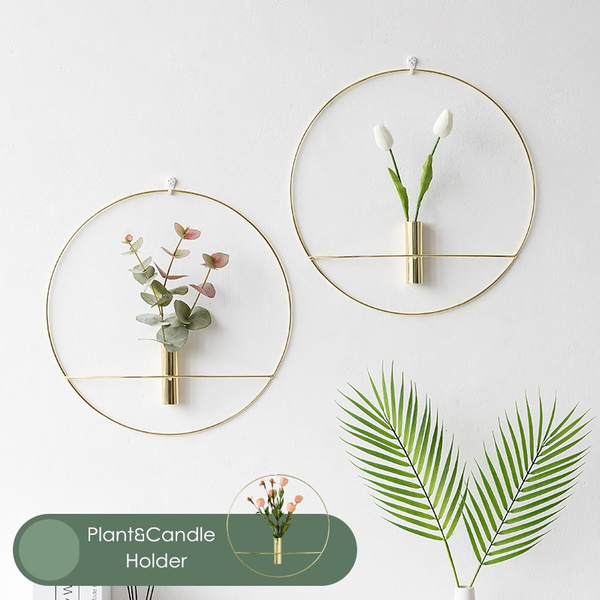 geometriccandlestick, Candleholders, Plants, art