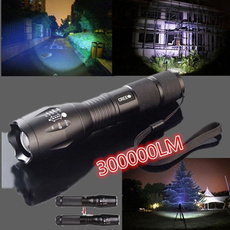 Flashlight, zoomflashlight, led, torchlamp
