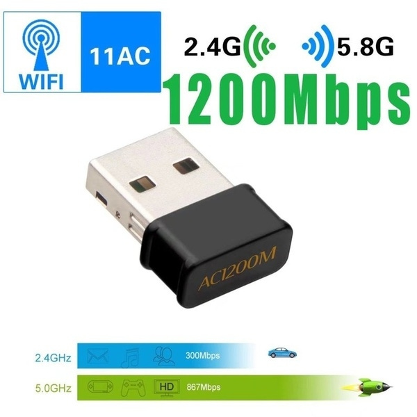 Mini, usb, Adapter, wirelesswifi