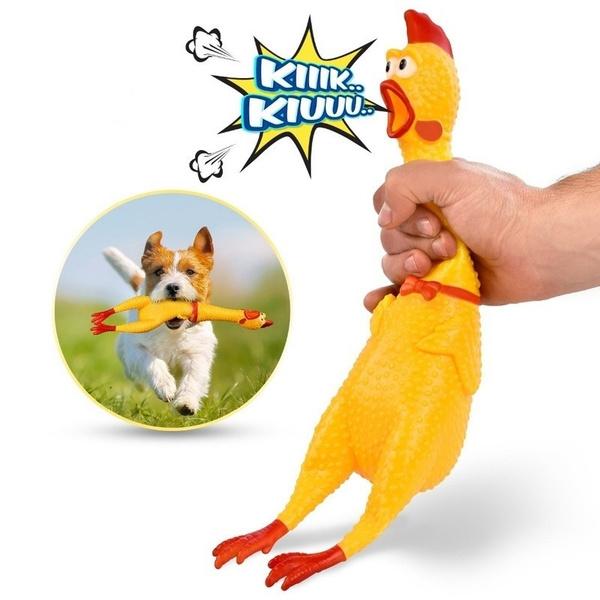 rubberchicken, Toy, Pets, Tool