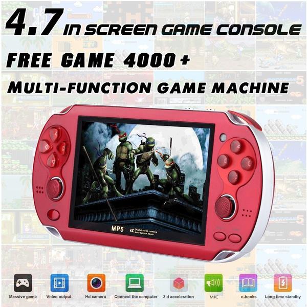 Video Games, Console, pxp, gamemachine
