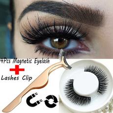Eyelashes, False Eyelashes, eye, Beauty