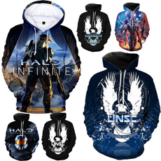 3D hoodies, Fashion, Sleeve, unisex
