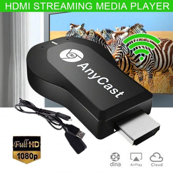 tvreceiver, miracast, videostreamer, Hdmi