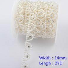 Trim, decoration, Ivory, inch