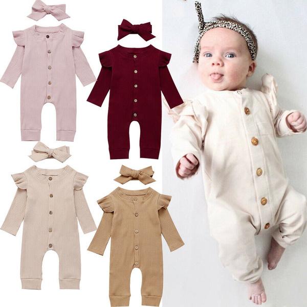 fashion clothes, kids clothes, babyromper, Long Sleeve