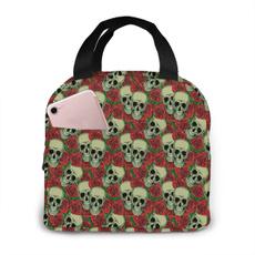 Goth, portablelunchbag, lunch, Thermal