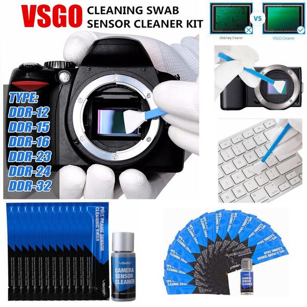 cleanerkitforcamera, cleaningequipment, DSLR, Sensors