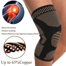 kneecap, Copper, Sport, Sleeve