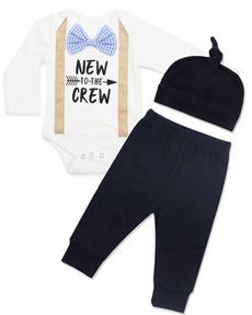 Sleeve, Long Sleeve, babyboysautumnclothesset, newtothecrew