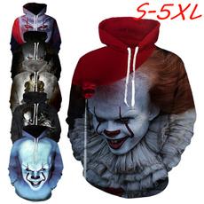 hoodiesformen, halloween hoody, Casual Hoodie, Hoodies