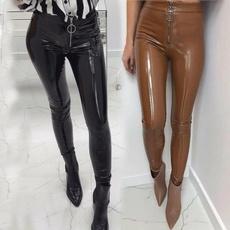 Leggings, Fashion, velvet, Waist