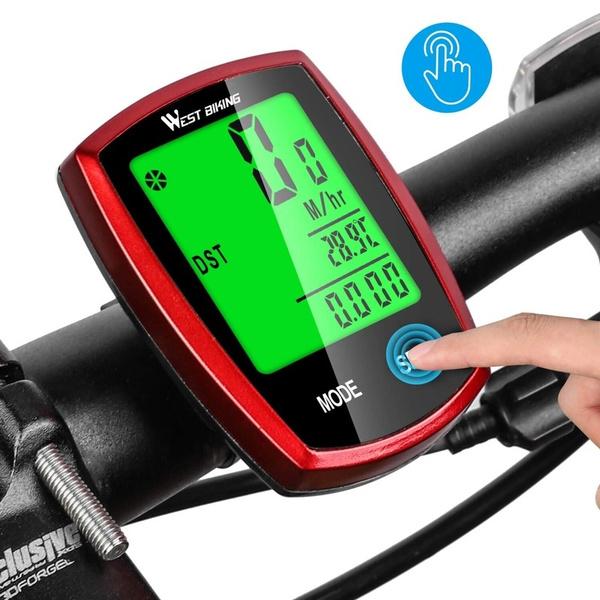 bicyclespeedometer, Mountain, odometerbike, moutainbike