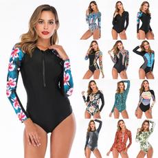Summer, Fashion, Long Sleeve, Women's Fashion