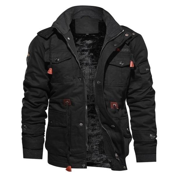 woolen, padded, casacosmasculino, Army