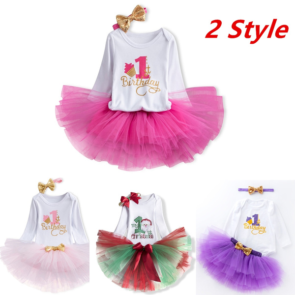 Baby Girl, infantbodysuit, Long Sleeve, Dress