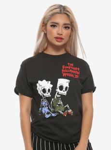 homer, Cotton T Shirt, onecktshirt, Halloween