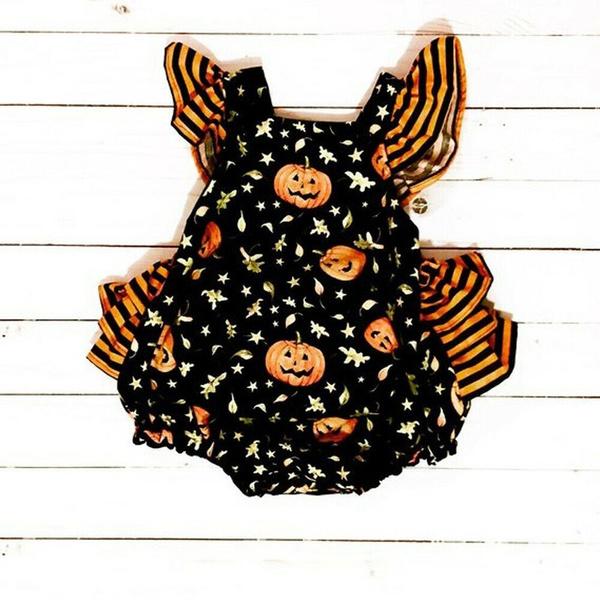 Baby Girl, Halloween Costume, Halloween, jumpsuit