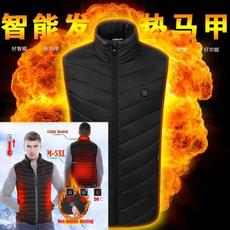 smarthomeclothe, Vest, Outerwear, winter coat