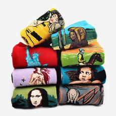 Cotton, Cotton Socks, art, Winter