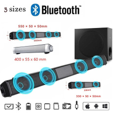 Box, Stereo, Bass, soundbar