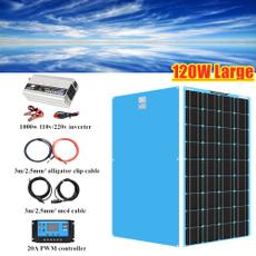 solarcontroller, Blues, Home & Living, solarpanel
