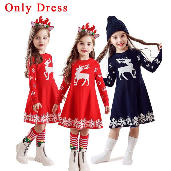 Fashion, red dresses, Winter, Dress