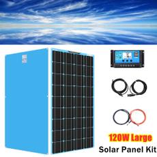 solarcontroller, Battery, solarpanel, pannellosolare